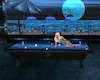 Pool Table with Poses