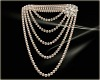 T- Necklace Pearl Ivory