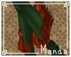 .M. Autumn Leg Tufts