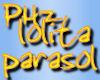 PHz ~ Baby Blue Parasol
