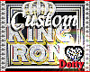 *iLL KING RON Cstmd