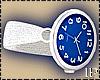 White & Blue Watch