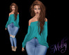 MC  Sweater Long Jeans 2