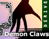 |FGX| DEMON CLAWS