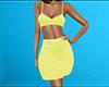 Yellow Pajamas Short (F)
