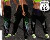 SD Joker Bibs Black F
