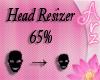 [Arz]Head Resizer 65%
