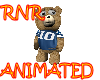 ~RnR~INDY COLTS BEAR