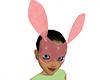 Bunny ears pink