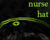 [M.D] nurse toxic hat