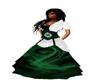 Celtic Goddess Gown