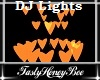 Heart DJ Lights O/R
