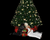 Under Tree Kissing Pose