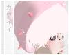 """""""Q"""" Pink Beanie"""