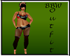 BBW Annie outfit red