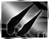 Black FT Demon Ears [FT]