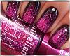 Pink Nails & Ring
