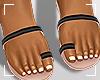 ṩJae Sandals Black