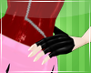 Sakura Black Gloves