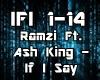 Ramzi Ft. Ash King-If