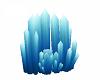 SeaBlue Crystal Throne