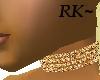 Glittering Gold Choker