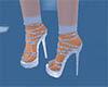 light blue shoes/nails2