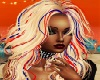 sandra blondmesh hair