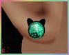 Rach*KittyGemStuds-Green