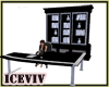 12 Poses Executive Desk