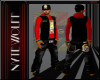 `NW Blk/Red Coogi Hoody