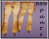BBW Brown Hipsters Jeans