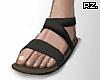 rz. Brown Sandals