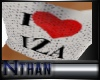 !N I LOVE IZA (PF)