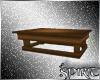 *S* Overlook Hall table