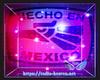 HECHO EN MEXICO Neon win