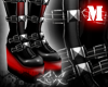 -LEXI- Morph Boots: Red