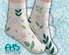 [AB] Her Forest Socks