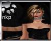 Nala-Bustier+Fur Hoodie