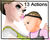 13 Baby Carry Actions