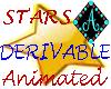 Ama{ animated stars