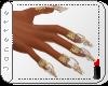 Victorian Claws (L)-Gold