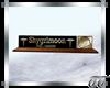 Shy's Nameplate