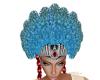 Blue Headdress crown