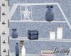 B: Baby boy blue shelf