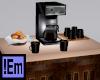!Em Coffee Pot Stand