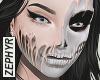 . Alena - skull