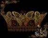 Steampunk Butterf Crown