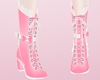 T! Doll Shoes - Pink