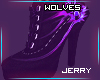 ! Wolves Boots P